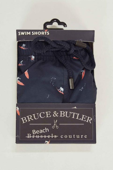 Bruce & Butler Slips de bain multicoloré BRB191MT 008_SURFER img4