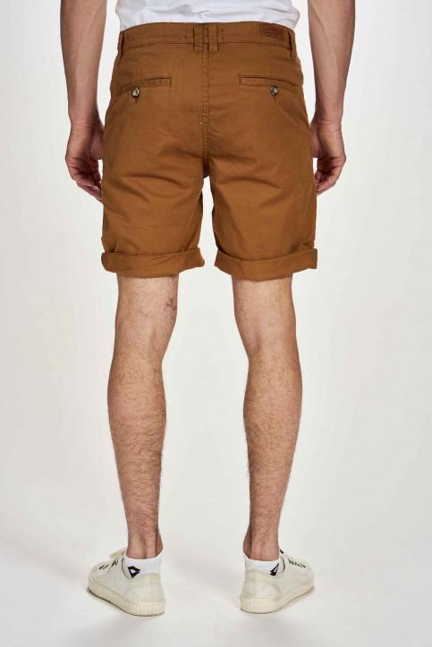 BRUCE & BUTLER Shorts bruin BRB201MT 018_RUBBER img2