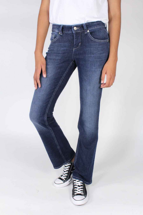 MAC Jeans fared denim CARRIE FLARED_D662LIGHT USE img1