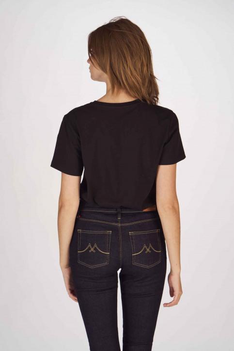 Cyclo Club Marcel T-shirts (korte mouwen) zwart CCM191WT 002_BLACK img3