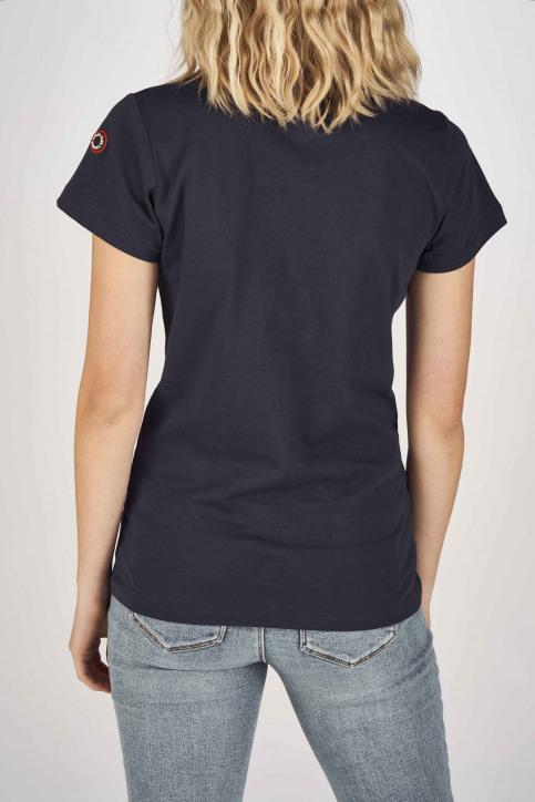 Cyclo Club Marcel T-shirts (korte mouwen) blauw CCM192WT 001_NAVY img2