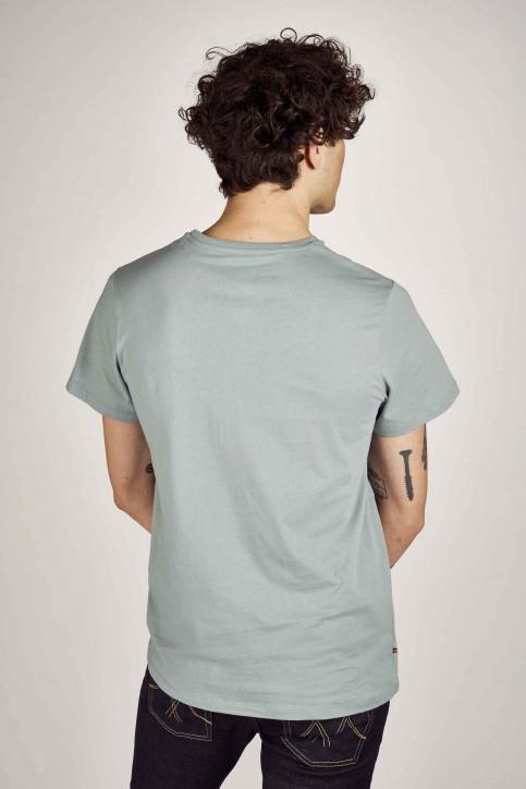 Cyclo Club Marcel T-shirts (korte mouwen) blauw CCM201MT 012_CITADEL img3