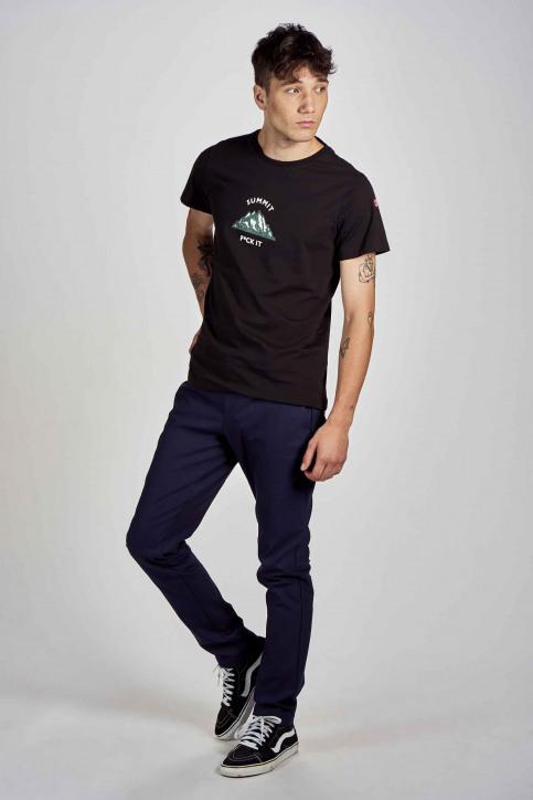 Cyclo Club Marcel T-shirts (korte mouwen) zwart CCM202MT 006_BLACK img2