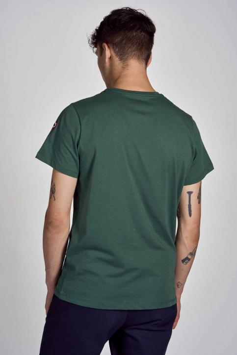 Cyclo Club Marcel T-shirts (korte mouwen) groen CCM202MT 021_POSY GREEN img3