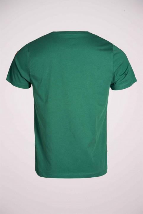 Cyclo Club Marcel T-shirts (korte mouwen) groen CCM211MT 004_POSY GREEN img5