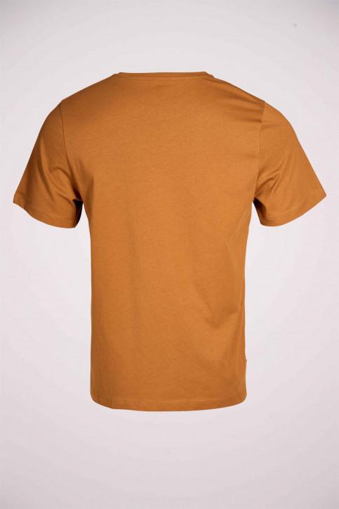Cyclo Club Marcel T-shirts (korte mouwen) blauw CCM211MT 008_RUBBER img4
