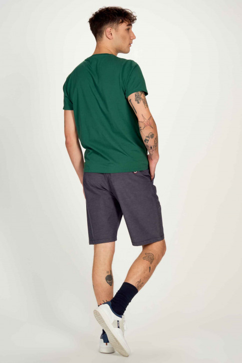 Cyclo Club Marcel T-shirts (korte mouwen) groen CCM211MT 012_POSY GREEN img3
