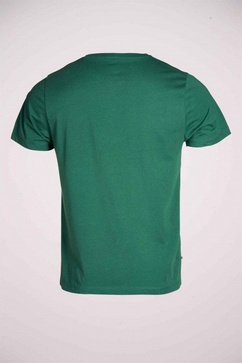 Cyclo Club Marcel T-shirts (korte mouwen) groen CCM211MT 012_POSY GREEN img5