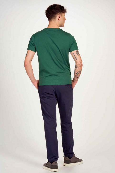 Cyclo Club Marcel T-shirts (korte mouwen) groen CCM211MT 017_POSY GREEN img3