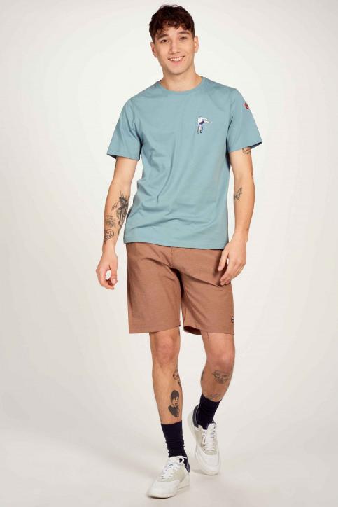 Cyclo Club Marcel T-shirts (korte mouwen) blauw CCM211MT 019_CITADELLE img1