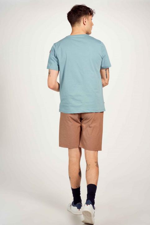 Cyclo Club Marcel T-shirts (korte mouwen) blauw CCM211MT 019_CITADELLE img2