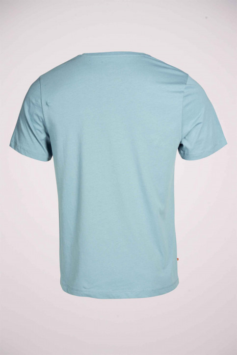 Cyclo Club Marcel T-shirts (korte mouwen) blauw CCM211MT 019_CITADELLE img4