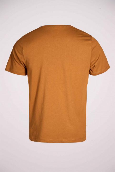 Cyclo Club Marcel T-shirts (korte mouwen) bruin CCM211MT 022_RUBBER img4