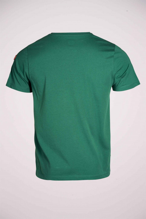 Cyclo Club Marcel T-shirts (korte mouwen) groen CCM211MT 023_POSY GREEN img6