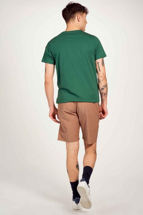 Cyclo Club Marcel T-shirts (korte mouwen) groen CCM211MT 024_POSY GREEN img3