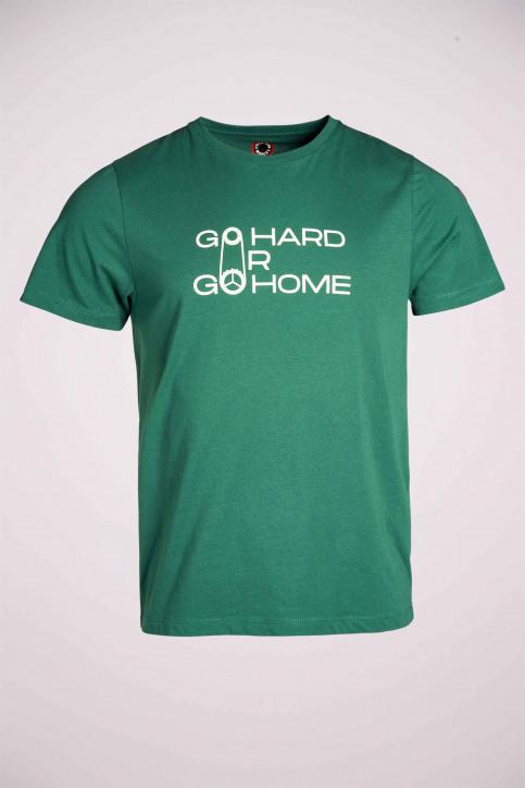 Cyclo Club Marcel T-shirts (korte mouwen) groen CCM211MT 024_POSY GREEN img4