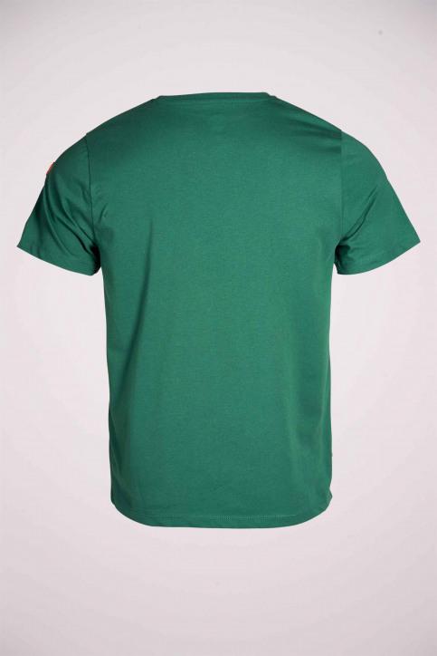 Cyclo Club Marcel T-shirts (korte mouwen) groen CCM211MT 024_POSY GREEN img5