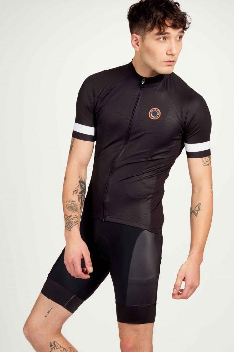 Cyclo Club Marcel T-shirts (korte mouwen) zwart CCM213MT 002_BLACK img1