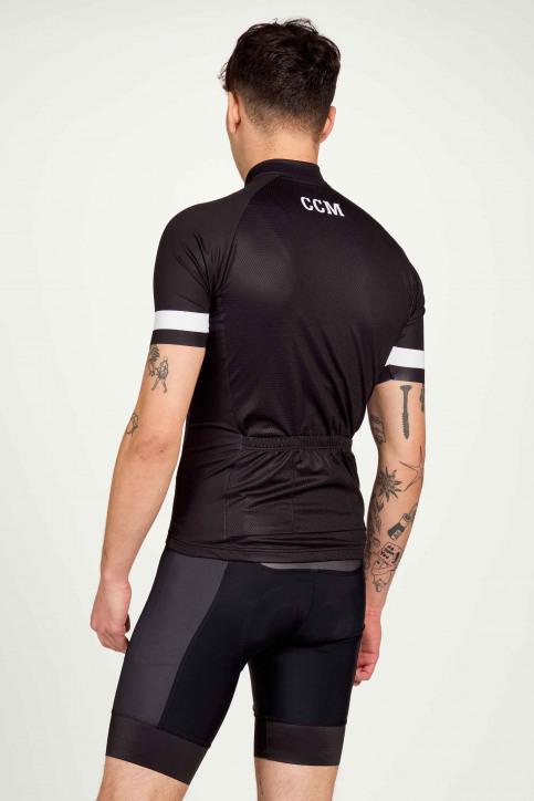 Cyclo Club Marcel T-shirts (korte mouwen) zwart CCM213MT 002_BLACK img4