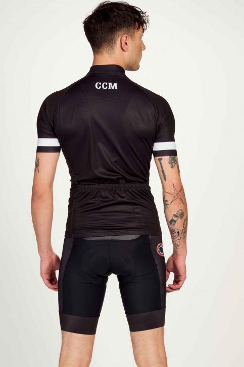 Cyclo Club Marcel T-shirts (korte mouwen) zwart CCM213MT 002_BLACK img5