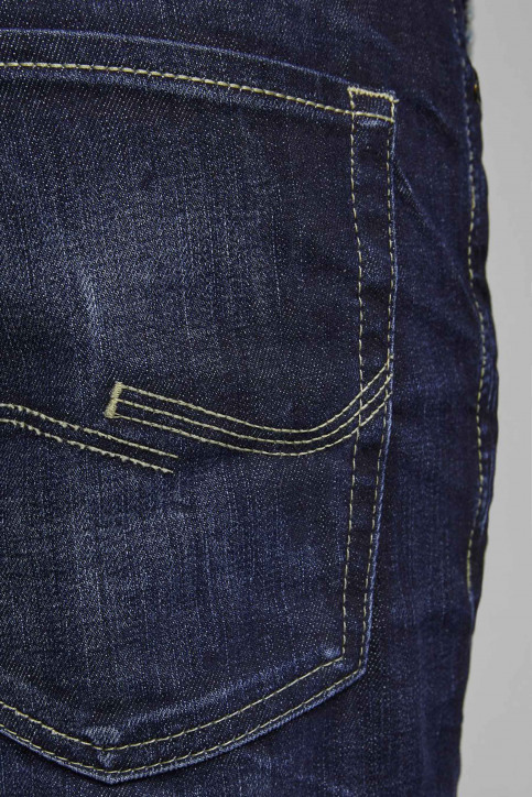 JACK & JONES JEANS INTELLIGENC Jeans straight denim CLARK ORIGINAL VINT_JOS 318 img6