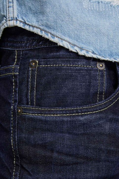 JACK & JONES JEANS INTELLIGENC Jeans straight denim CLARK ORIGINAL VINT_JOS 318 img7