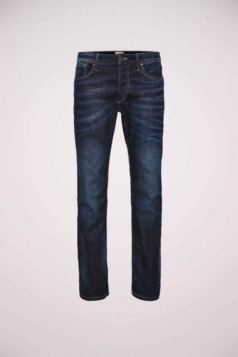 JACK & JONES JEANS INTELLIGENC Jeans straight denim CLARK ORIGINAL VINT_JOS 318 img8