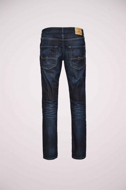 JACK & JONES JEANS INTELLIGENC Jeans straight denim CLARK ORIGINAL VINT_JOS 318 img9