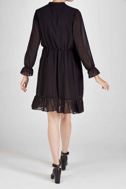 Clouds Of Fashion Robes courtes noir COF192WT 013_JET BLACK img9