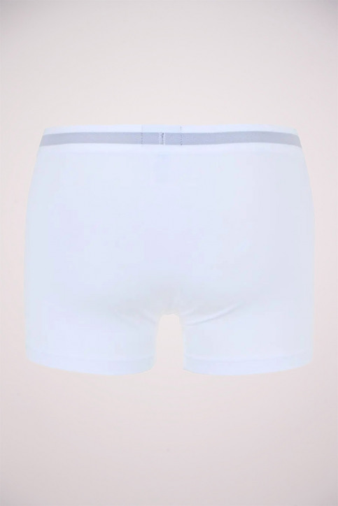 Tommy Jeans Boxers wit COTTON TRUNK ICON_100WHITE img2