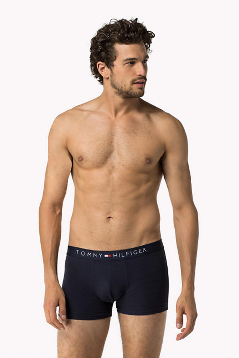 Tommy Jeans Boxers blauw COTTON TRUNK ICON_416NAVY BLAZER img3