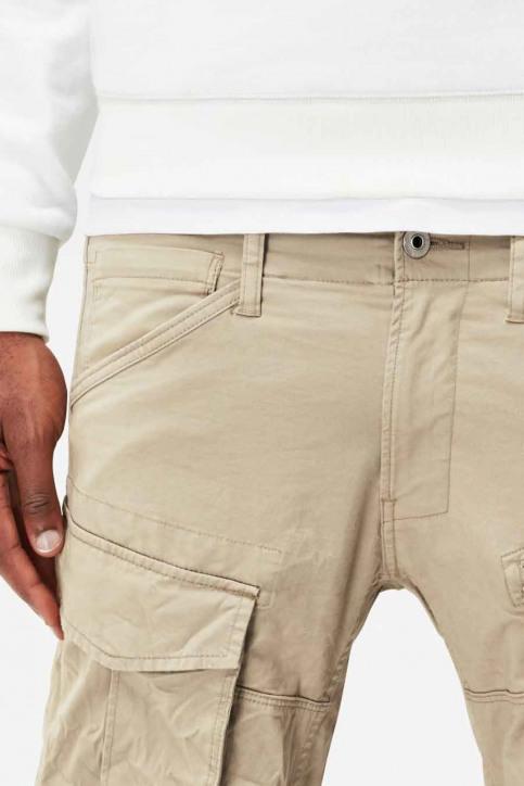 G-Star RAW Pantalons beige D021905126_DUNE img3