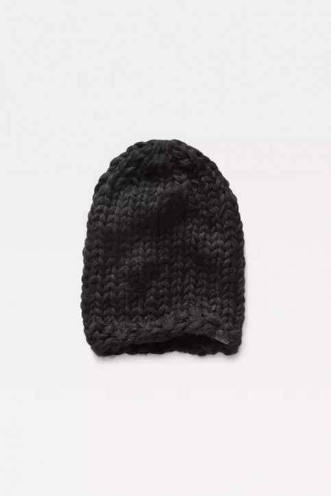 G-Star RAW Bonnets noir D054969033_BLACK img2