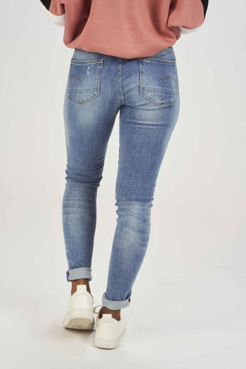 G-Star RAW Jeans skinny denim D063339136_1243LTDESTREND img3