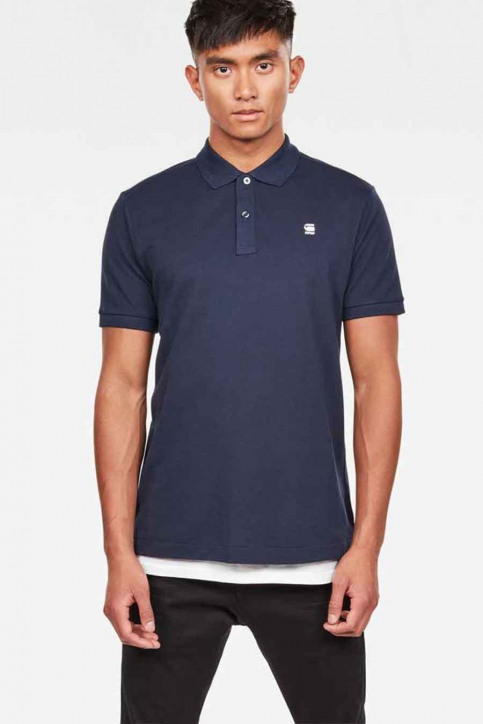 G-Star RAW Polo's denim D1159558646067_6067 SARTHO BLU img1