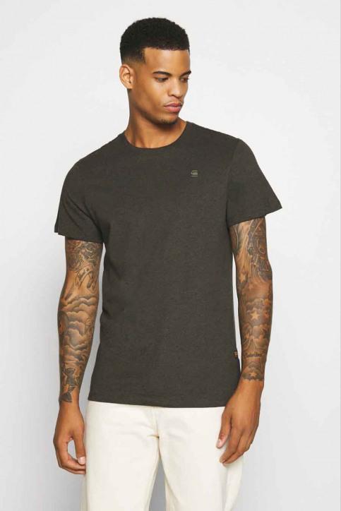 G-Star RAW T-shirts (manches courtes) gris D164113364968_4968 ASFALT HTR img1