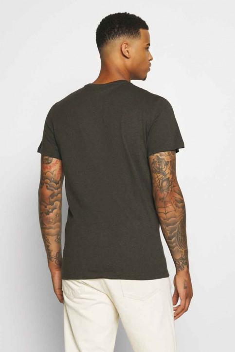 G-Star RAW T-shirts (manches courtes) gris D164113364968_4968 ASFALT HTR img2