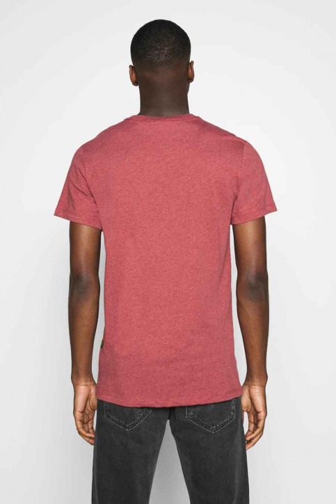 G-Star RAW T-shirts (manches courtes) rose D164113366072_6072 DRY RED HT img2
