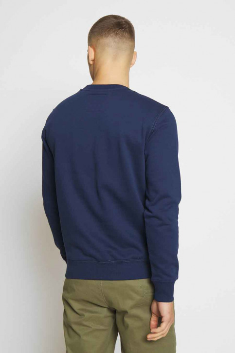 G-Star RAW Sweaters met ronde hals zwart D16466A612_1305 IMPERIAL B img3