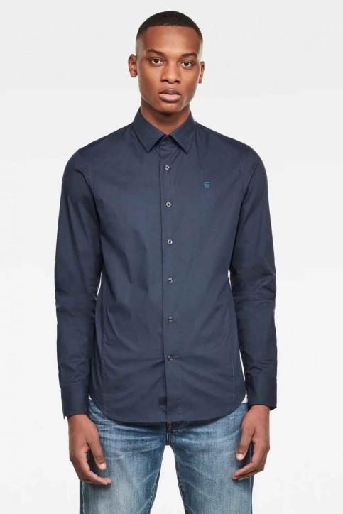 G-Star RAW Chemises (manches longues) bleu D17026C2714213_4213 MAZAR BLUE img1