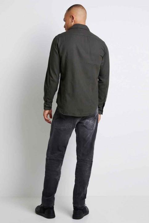 G-Star RAW Hemden (lange mouwen) groen D175287647B575_B575 ASFALT img3