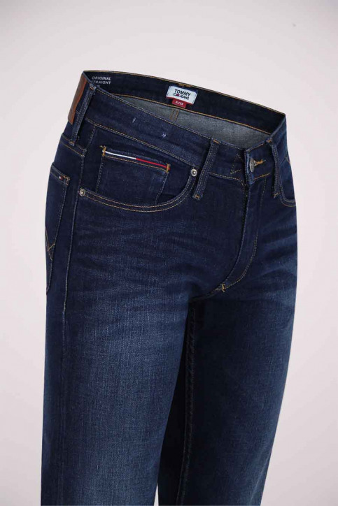 Tommy Jeans Jeans straight denim DM0DM04382_933DARK COMFOR img5