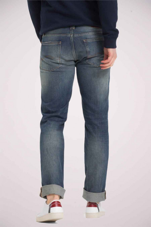 Tommy Jeans Jeans straight blauw DM0DM04383_459PENROSE BLU img2