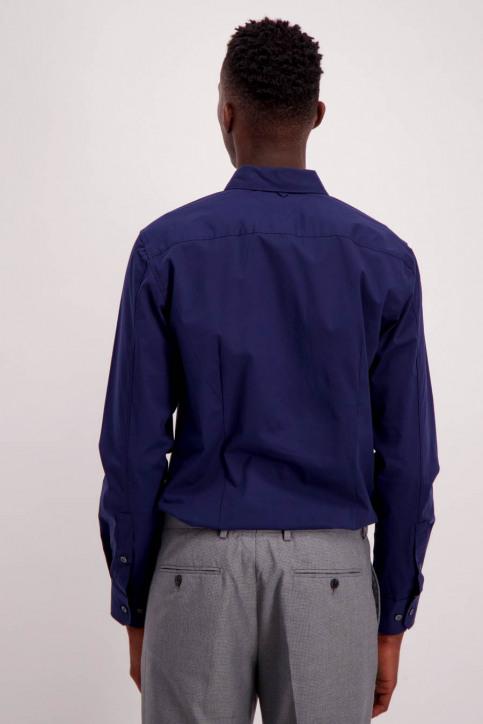Chemises (manches longues) bleu DM0DM04405002_002BLACK IRIS img3