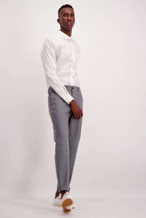 Tommy Jeans Chemises (manches longues) blanc DM0DM04405100_100CLASSIC WHI img2