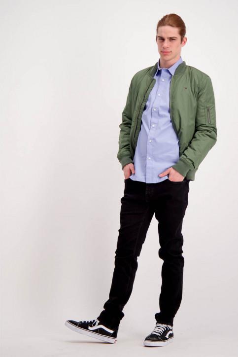Tommy Hilfiger Hemden (lange mouwen) paars DM0DM04405556_556LAVENDER LU img2