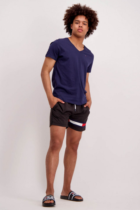 Tommy Jeans T-shirts (korte mouwen) blauw DM0DM04410002_002BLACK IRIS img2