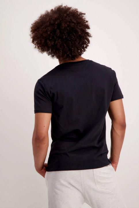 Tommy Jeans T-shirts (manches courtes) noir DM0DM04410078_078TOMMY BLACK img3