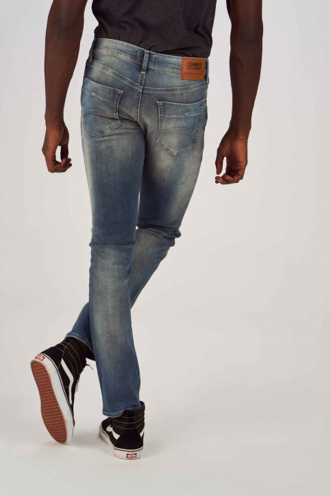 Tommy Jeans Jeans slim denim DM0DM04938_911DYN CLAS MB img2