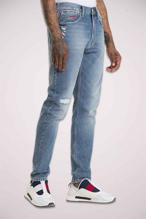 Tommy Jeans Jeans tapered denim DM0DM05299_911ORION MB RI img1